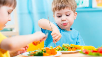 Orientações nutricionais nos primeiros dois anos de vida